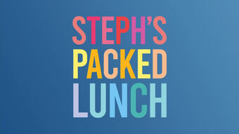 StephsPackedLunch